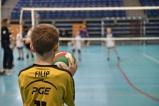 Treningi minisiatkówki chłopców